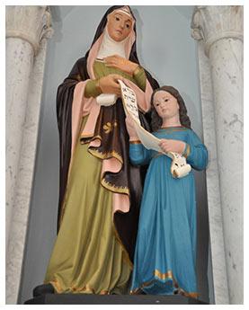 Paróquia Sant'Ana Sousas